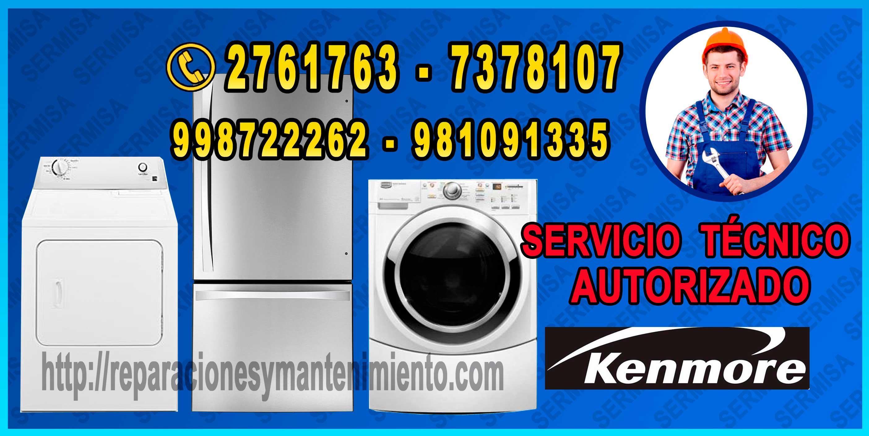 Sermitec Perú- Técnicos de LAVADORAS Kenmore-7378107 en Lince