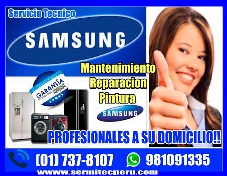 Reparación y Mantenimiento SAMSUNG >lAvAdOrAs <7378107 en La Molina