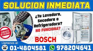 Ahorro Original Bosch - 4804581 // Mantenimiento Preventivo En Secadora, En Santiago De Surco