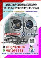 A1…Soporte técnico Electrolux| (LAVADORAS y SECADORAS)7378107-Surco
