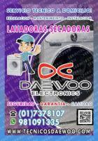 A Domicilio!!! Técnicos de Lavadoras Daewoo 7378107 en Barranco