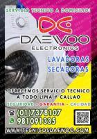 Sermitec Perú!!! 7378107-Soporte técnico de SeCaDoRaS DAEWOO-VMT