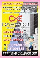 Reparaciones DAEWOO> Expertos en  {lavadoras} 7378107-Miraflores