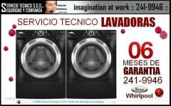)) SERVICIO TECNICO DE LAVADORAS WHIRLPOOL (( REPARACION DE LAVADORAS ++ 2425656