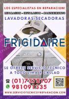 FRIGIDAIRE-LAVADORAS-SOPORTE TECNICO 7378107 EN LA MOLINA -
