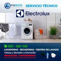 SERVICIO TECNICO DE LAVASECA-REFRIGERADORA-LAVADORA ELECTROLUX 960459148