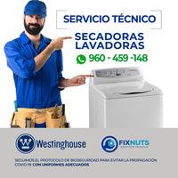 SERVICIO TECNICO REPARACION DE LAVASECA WESTINGHOUSE 960459148