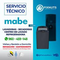 SERVICIO TECNICO REFRIGERADORAS MABE HA DOMICILIO 960459148