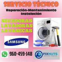 SERVICIO TECNICO -SAMSUNG- LAVADORAS-SECADORAS-REFRIGERADORAS 960-459-148