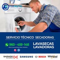 A DOMICILIO - SERVICIO AUTORIZADO REPARACION Y MANTENIMIENTO FIXNUTS 960459148