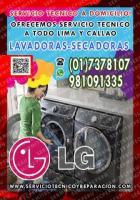 TRUSTED! Técnicos  Refrigeradoras y Lavadoras [[LG]] 017378107- Rimac