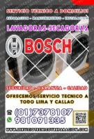 Plus! Reparación de Lavadoras【 Bosch】017378107» Chorrillos