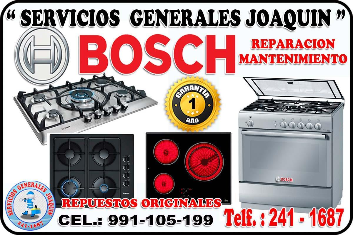 Reparacion de  refrigeradores, lavadoras ** BOSCH **   991-105-199 en todo lima
