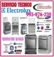 MANTENIMIENTO DE COCINAS A GAS Y REPARACIONES ELECTROLUX 993-076-238