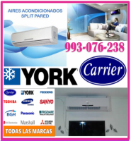REPARACIONES Y MANTENIMIENTO DE AIRE ACONDICIONADO YORK 993-076-238