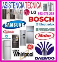 SERVICIO DE REPARACIONES DE REFRIGERADORAS 993-076-238