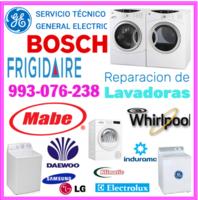 MANTENIMIENTO DE LAVADORAS FRIGIDAIRE Y REPARACIONES 993-076-238
