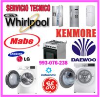 SERVICIO DE REPARACIONES DE CENTROS DE LAVADO Y MANTENIMIENTOS 993-076-238