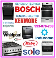 SERVICIO TECNICO DE COCINAS A GAS GENERAL ELECTRIC 993-076-238