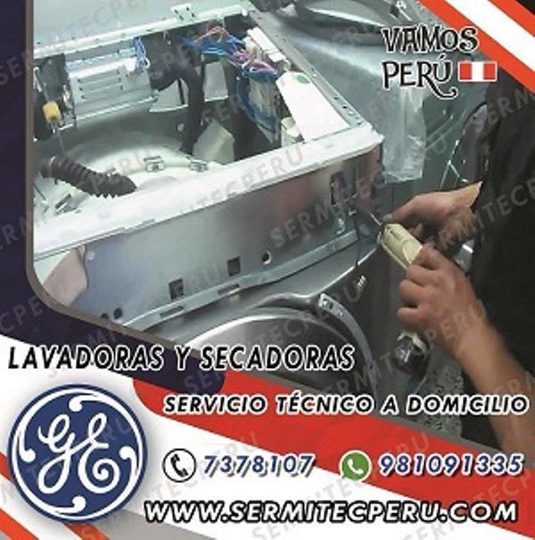 SERVICIO TECNICO DE LAVADORAS GENERAL ELECTRIC 981091335. Cercado de Lima