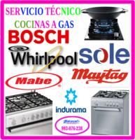 Servicio técnico de cocinas mabe y reparaciones