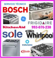 Reparaciones y mantenimientos de hornos y cocinas a gas