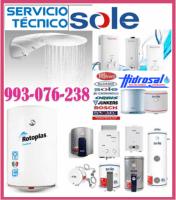 Servicio técnico de termas rheem y mantenimientos 993-076-238