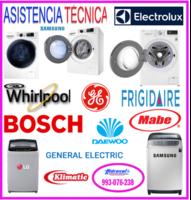 993-076-238  Servicio técnico de lavadoras indurama y mantenimientos