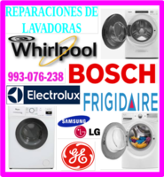 Servicio tecnico de lavadoras y mantenimientos Lg