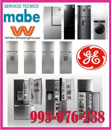 Mabe servicio técnico de refrigeradoras mabe