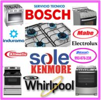 técnicos de cocinas y hornos a gas kenmore reparaciones y mantenimientos