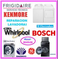 Servicio técnico de lavadoras bosch y mantenimientos