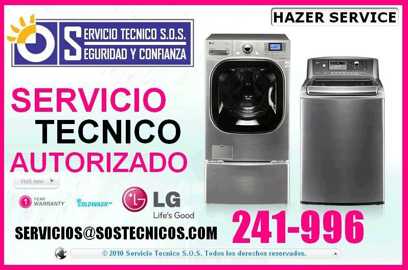{{}} 2419946 === SERVICIO TECNICO DE LAVADORAS LG === SERVICE {{}}
