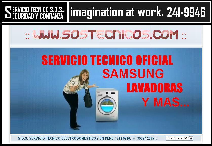 {{}} 2419946 === SERVICIO TECNICO DE LAVADORAS SAMSUNG === SERVICE {{}}