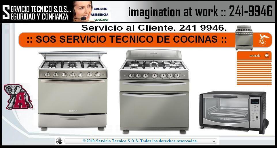 {{}} 2419946 === SERVICIO TECNICO DE COCINAS ELECTROLUX A GAS === SERVICE {{}}