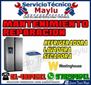 Solución Al Máximo En San Miguel**Reparación Whestinghouse De Lava Seca - 4804581