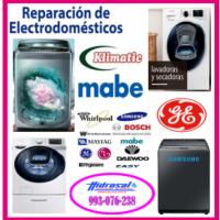 Servicio técnico de lavadoras/refrigeradoras samsung 993-076-238