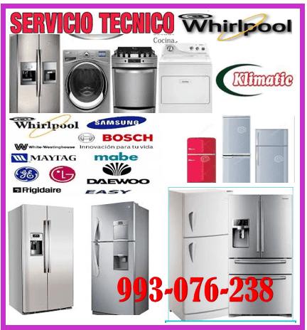 Reparacion y mantenimiento de refrigeradoras general electric
