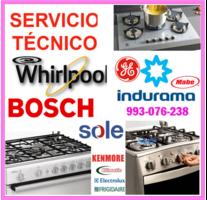 Servicio técnico de cocinas a gas indurama 993-076-238